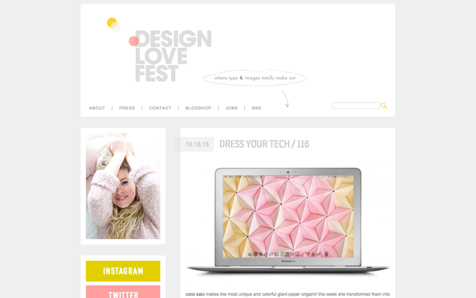 Design Love Fest Dress Your Tech desktop screen downloads