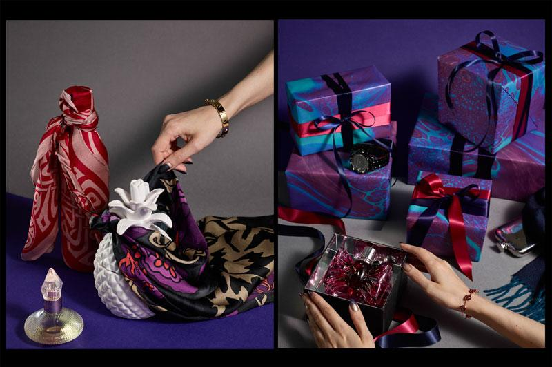 House of Fraser 2016 Christmas Campaign