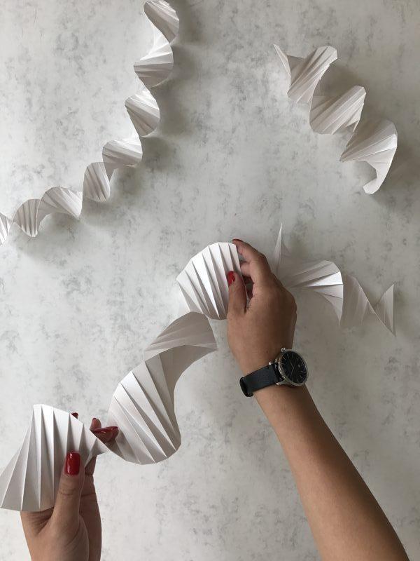 Origami Tutorial: Spiral