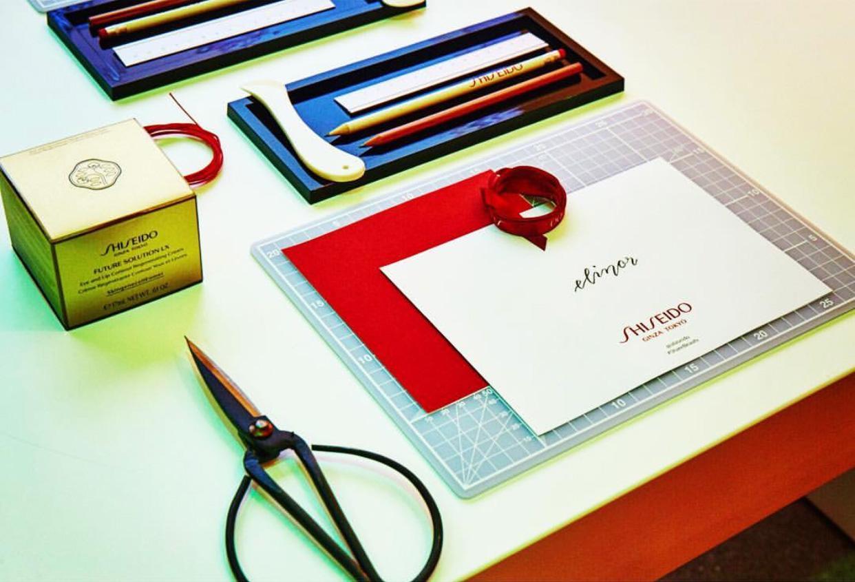 Shiseido 2017 Press Presentation & Workshop in London